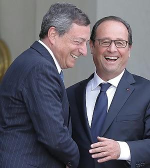 L'Inflazione frena, Mario Draghi ancora sotto pressione
