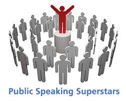 public speaking paura