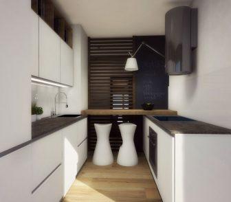 Le migliori cucine per case piccole