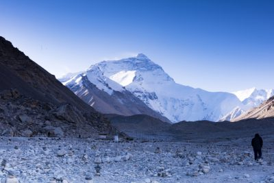Perchè l'Everest si chiama così e dove si trova?