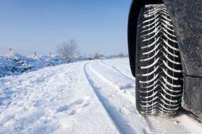 Come guidare senza gomme da neve