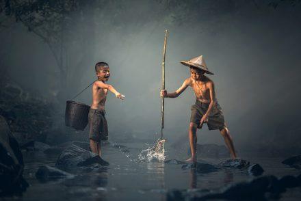 Pesca d'acqua dolce: cos'è, dove si fa e quali specie si possono prendere