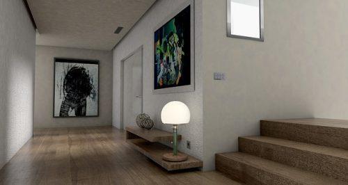 Ingresso: come creare un ambiente di design anche in un piccolo spazio
